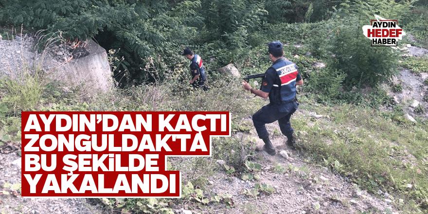 Cezaevi firarisi Zonguldak'ta yakalandı