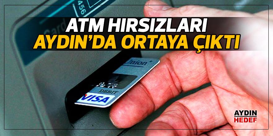 ATM dolandırıcıları yakalandı