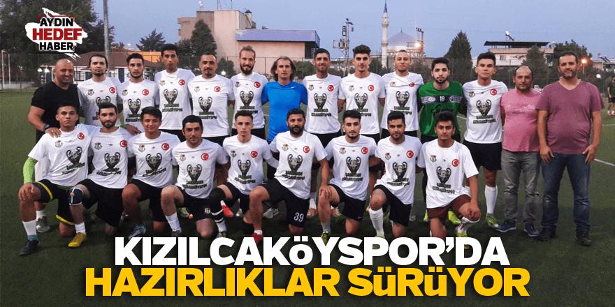 Kızılcaköyspor'da hazırlıklar sürüyor