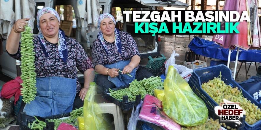 Karacasu'da pazarcıların hali ortada