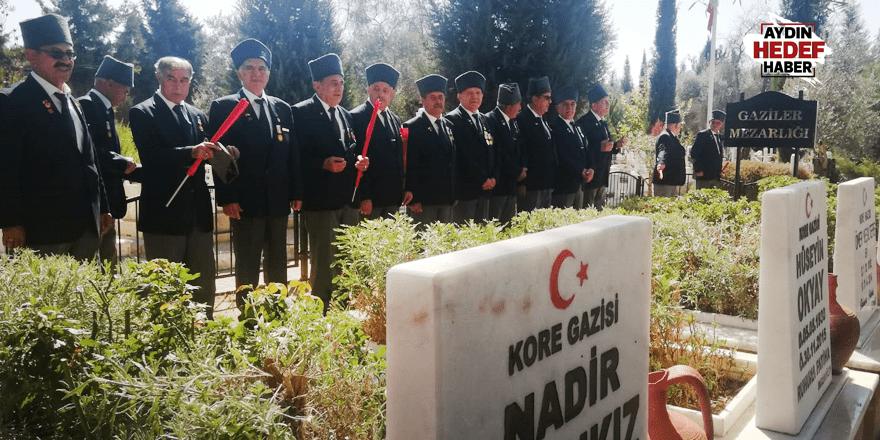 Gaziler Günü Nazilli'de kutlandı