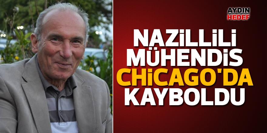 Nazillili adam Chicago'da kayboldu