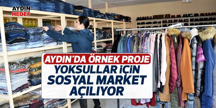Aydın'da örnek proje