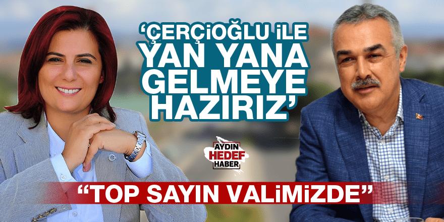 Mustafa Savaş: 'Özlem Çerçioğlu ile yan yana gelmeye hazırız'
