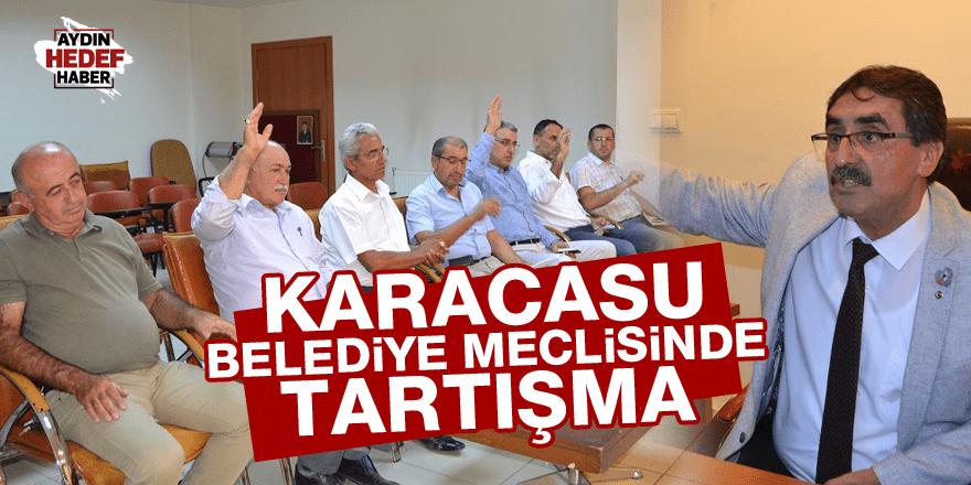 Karacasu Belediye Meclisi'nde dövizle borçlanma tartışması