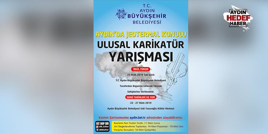 Büyükşehir'den karikatür yarışması