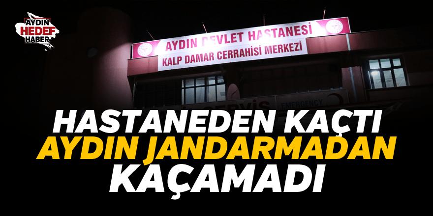 Aydın Jandarma kıskıvrak yakaladı