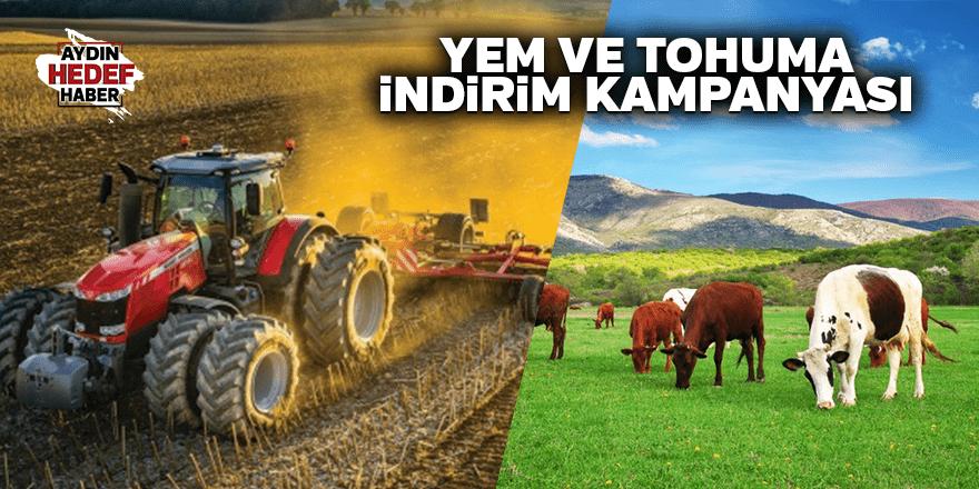 Tarım Kredi'den yem ve tohumda indirim kampanyası