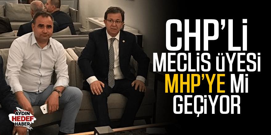 CHP'li meclis üyesi MHP'ye mi geçiyor