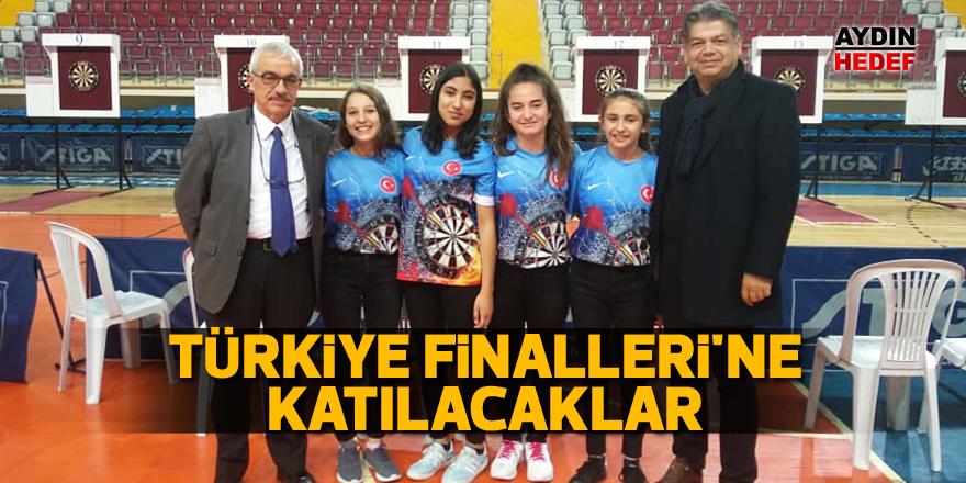 Türkiye Finalleri'ne katılacaklar