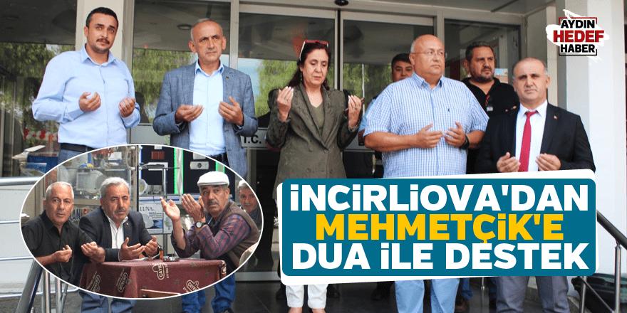 """Başkan Kaya, """"Mehmetçiğimizin ayağına taş değmesin"""""""