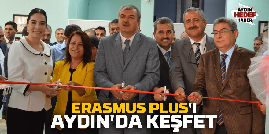 Erasmus Plus'ı Aydın'da keşfet