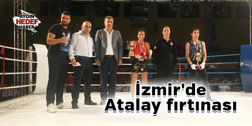İzmir'de Atalay fırtınası