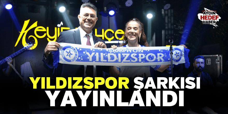Yıldızspor şarkısı yayınlandı