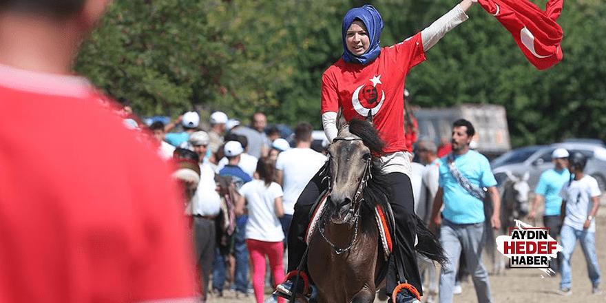 Rahvan at yarışı heyecanı başlıyor