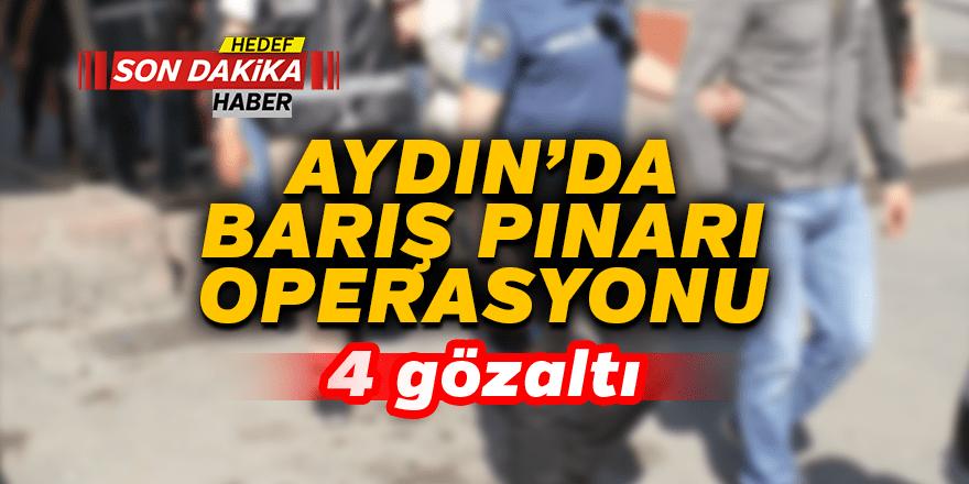 Sosyal medyadan terör propagandası yapan 4 kişi gözaltına alındı