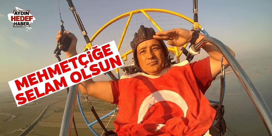 Aydın'dan Mehmetçiğe selam