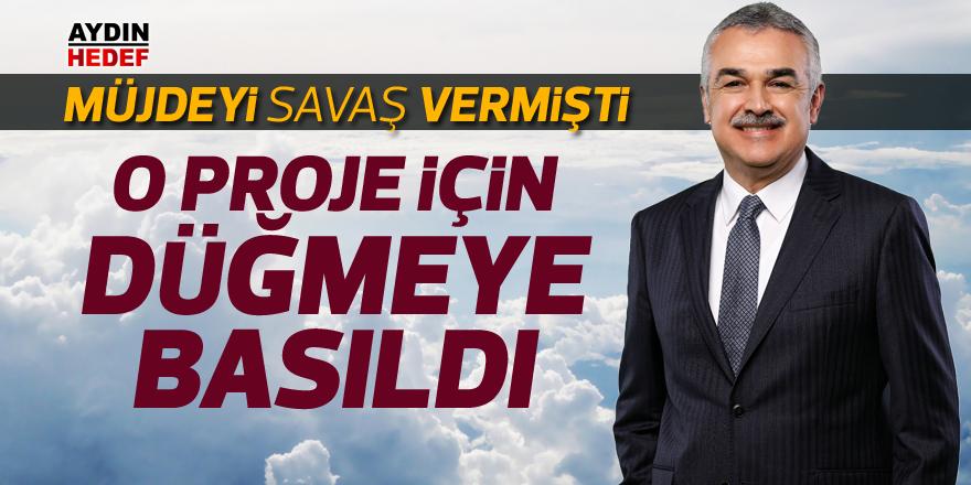 Müjdeyi Mustafa Savaş vermişti