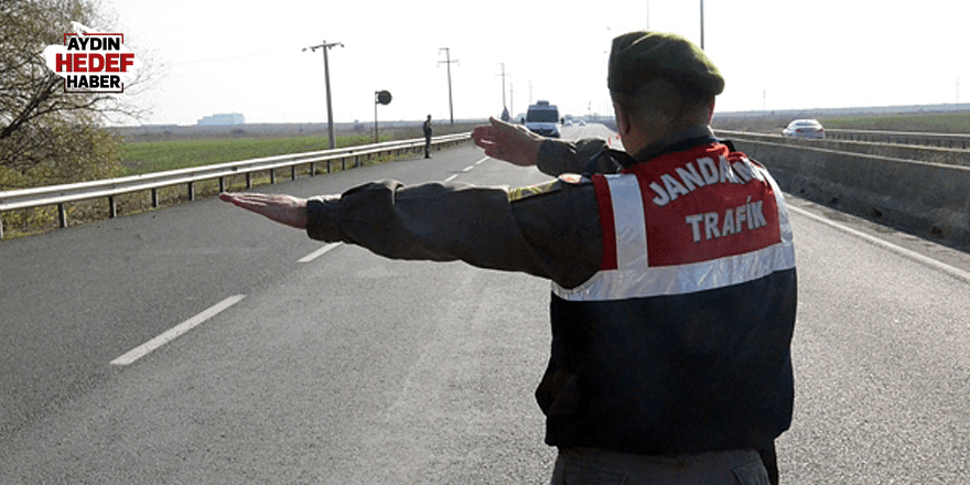 Aydın'da trafik uygulaması
