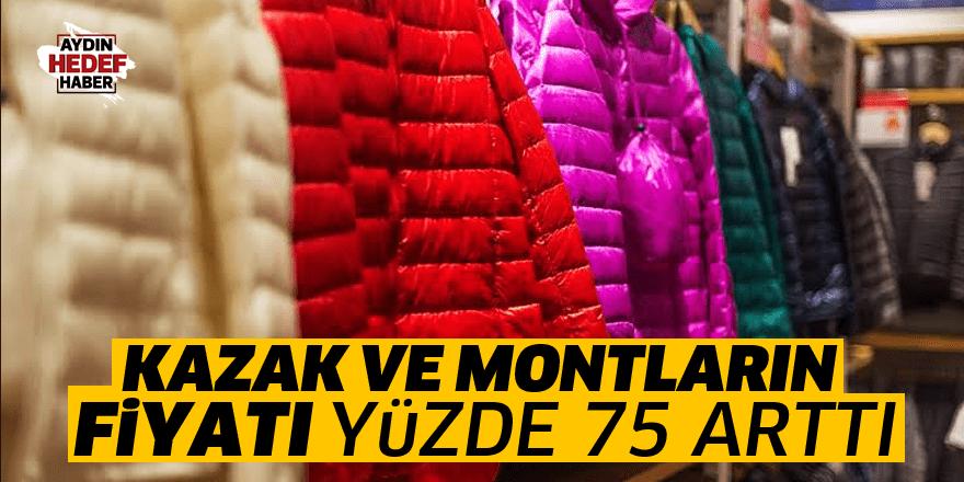 KAZAK VE MONTLAR YÜZDE 75 ARTTI