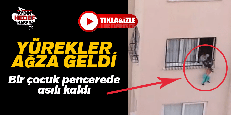 Adana'da korku dolu anlar