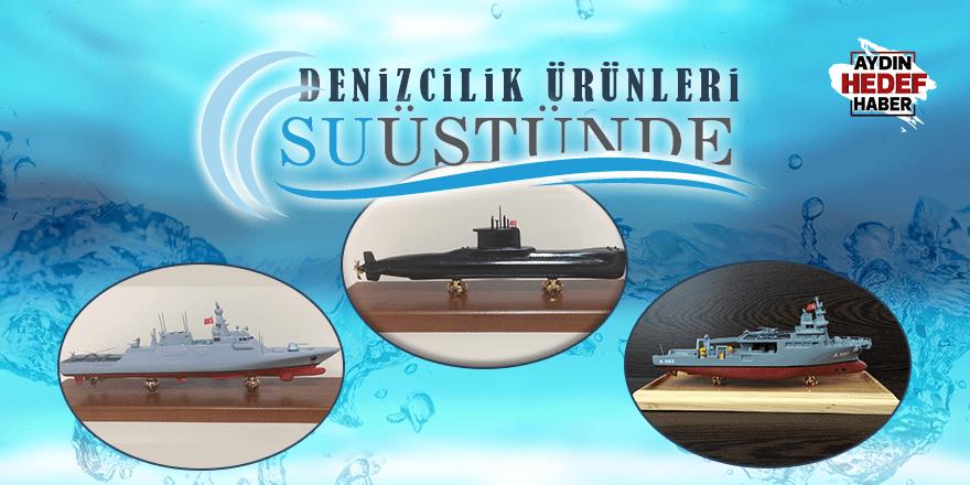 Denizcilik Ürünleri 'Su Üstünde'