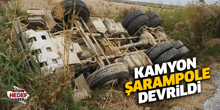Söke'de trafik kazası: 1 yaralı