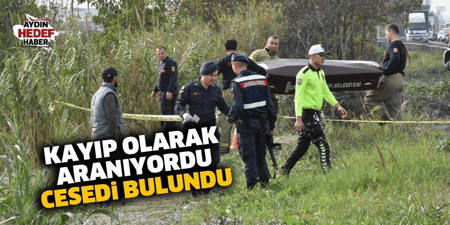 İzmir'de ceset bulundu