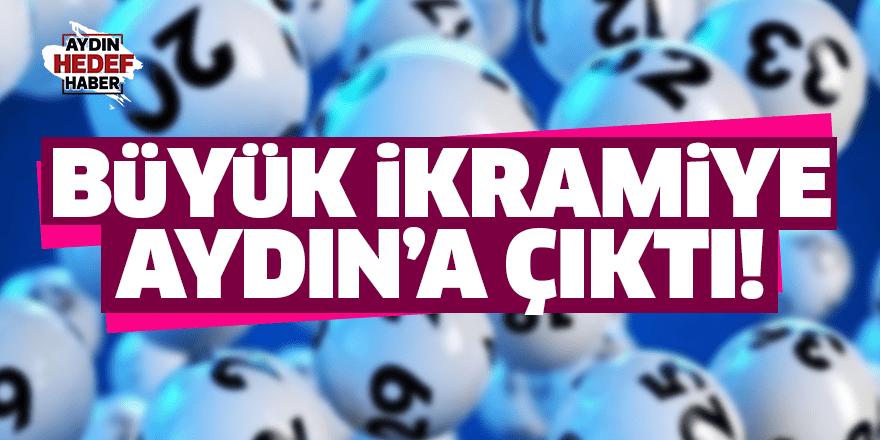 Şans topu Aydın'a çıktı