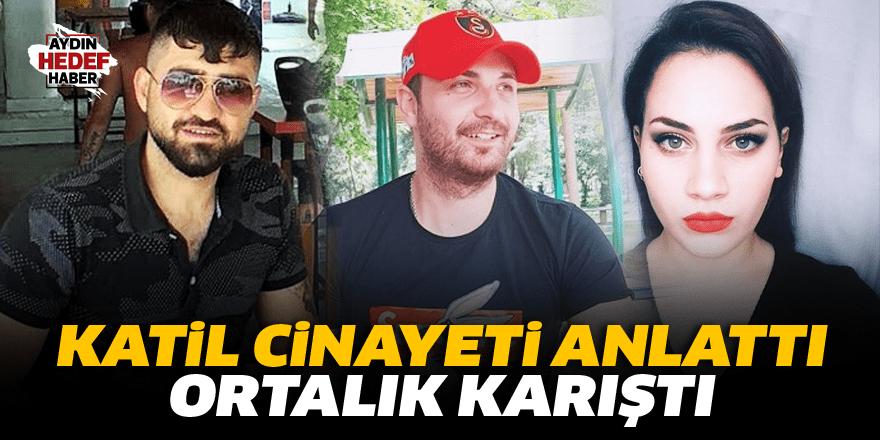 Aydın'da çifte cinayetin sanığı konuştu