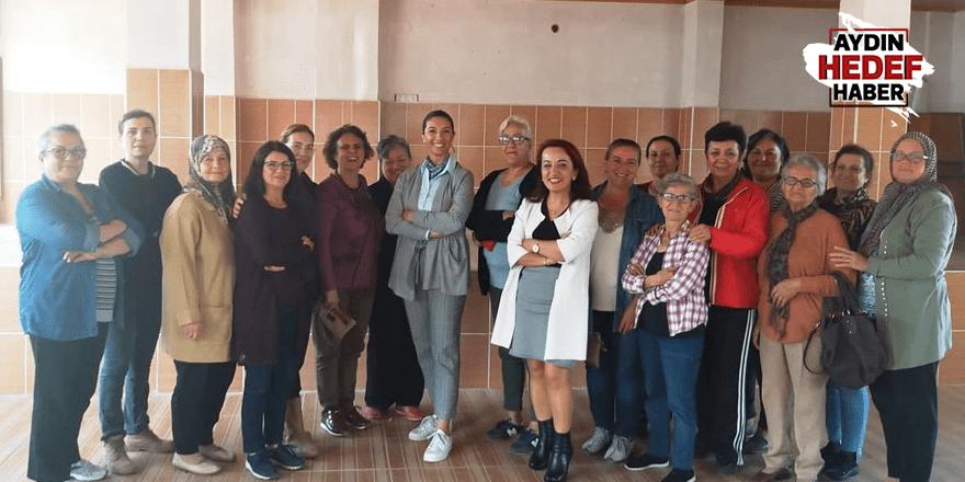 Başkan Öndeş, Mursallı'da kadın kooperatifi kuracak