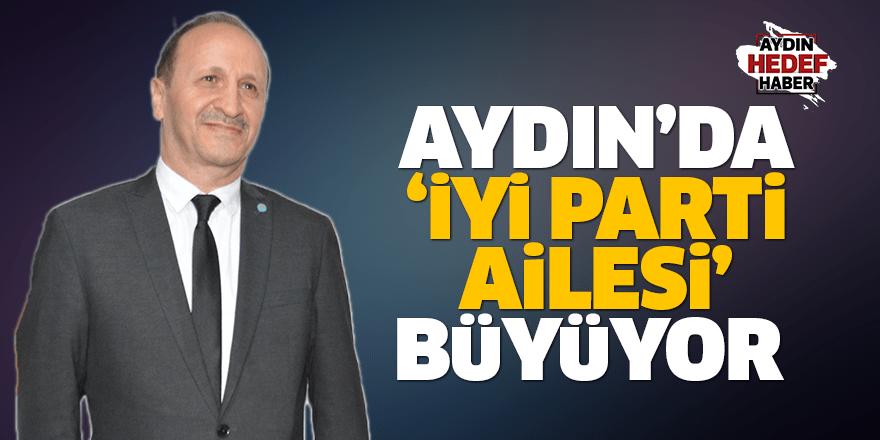Aydın'da 'İYİ Parti Ailesi' büyüyor