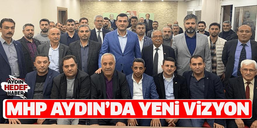 MHP Aydın'da yeni vizyon