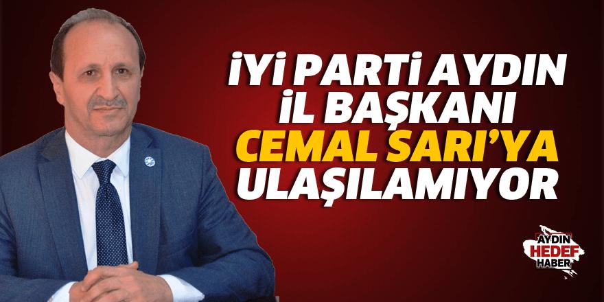 CHP Aydın İYİ Parti İl Başkanı Sarı'ya ulaşılamıyor