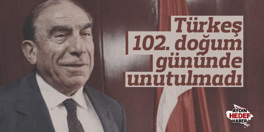 Türkeş'i 102. doğum gününde andı