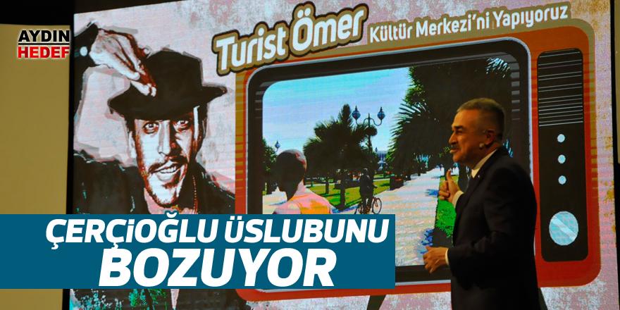 """Savaş: """"Çerçioğlu üslubunu bozuyor"""""""
