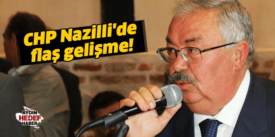 Yenipazarlı CHP'den istifa etti