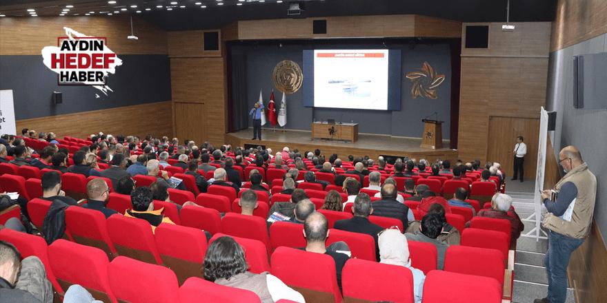 Nazilli Ticaret Odası, sınavlara ev sahipliği yaptı
