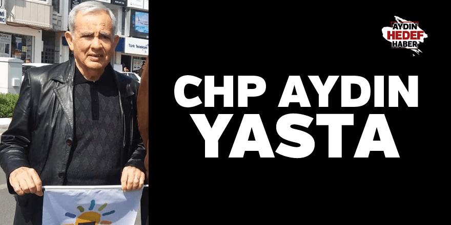CHP Aydın yasta