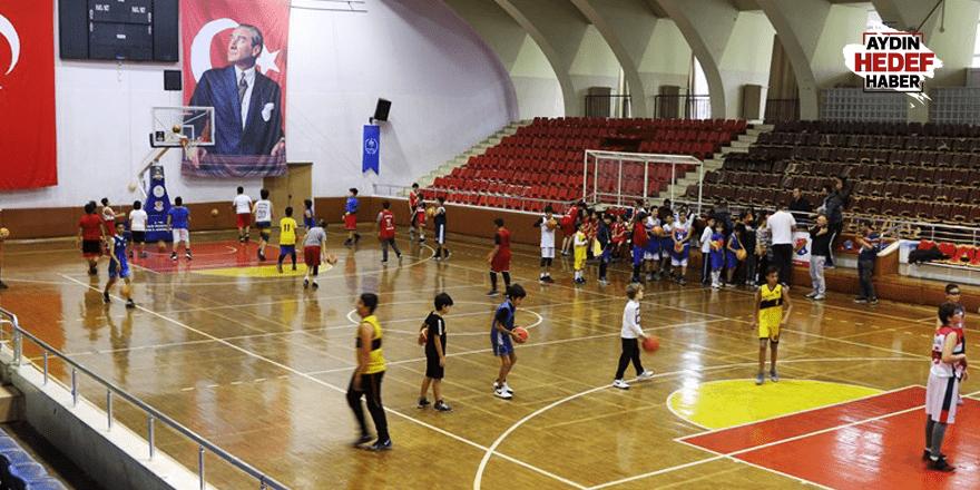 Seçmelere 94 sporcu katıldı