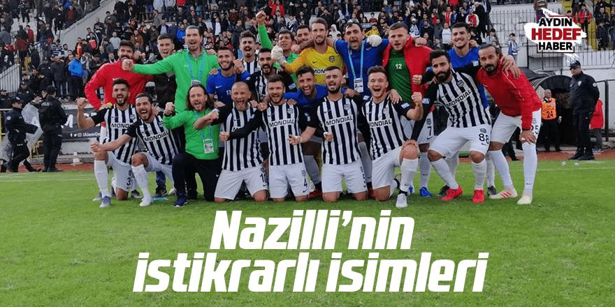 Nazilli'nin istikrarlı isimleri