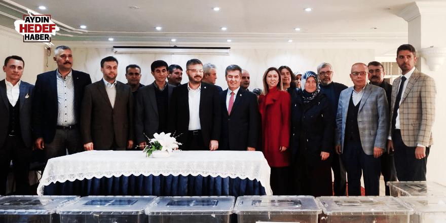 AK Parti Aydın'da delege seçimleri başladı