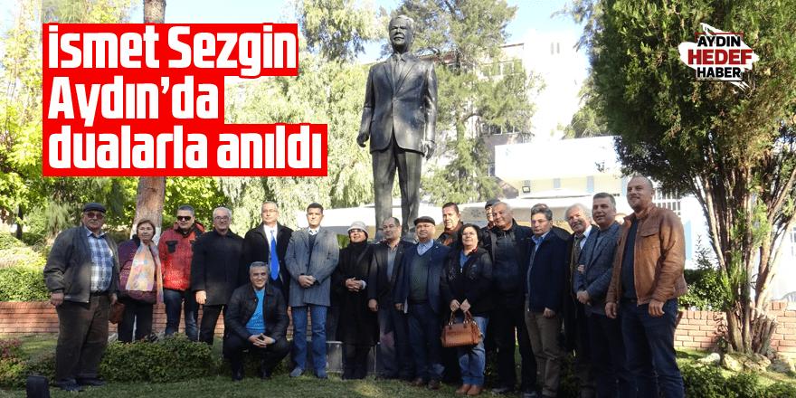 Türkiye'nin abisi İsmet Sezgin dualarla anıldı