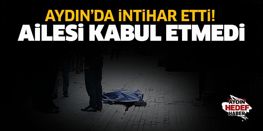 Aydın'da intihar eden genç kadının acı hikayesi