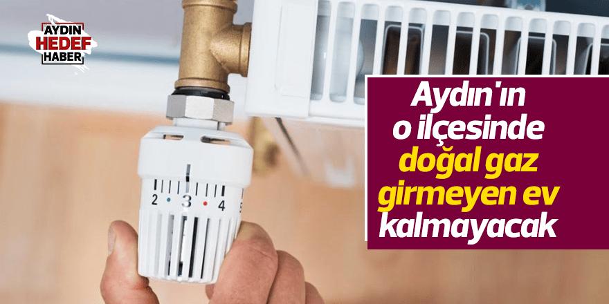 Mustafa Savaş'tan doğal gaz müjdesi