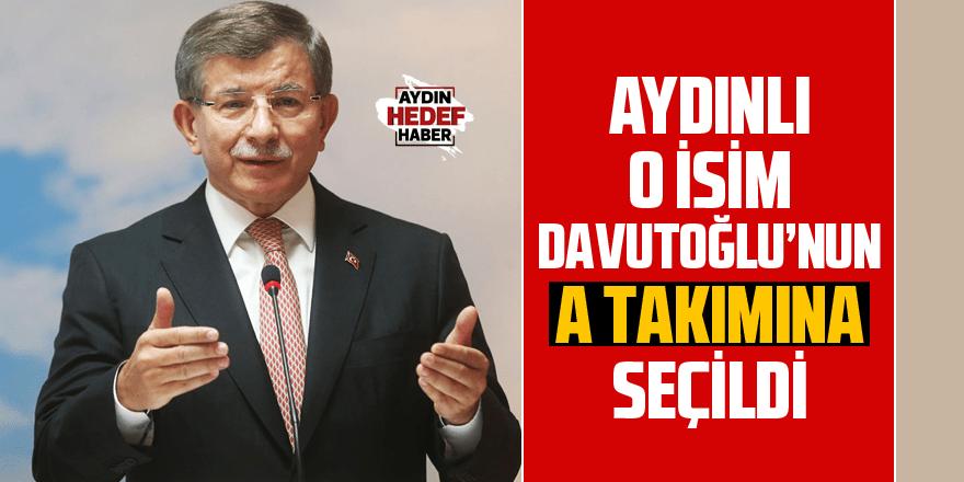 Dilmen, Davutoğlu'nun A Takımı'na seçildi