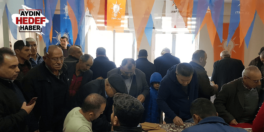 AK Parti'de delege seçimleri sürüyor