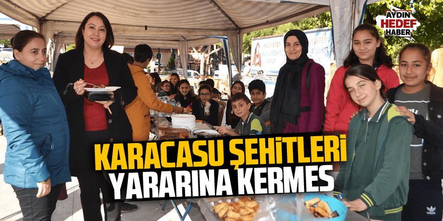 Karacasu Şehitleri yararına kermes için seferber oldular