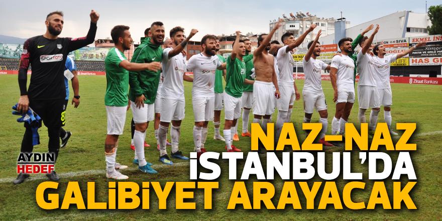İstanbul'da galibiyet arayacak