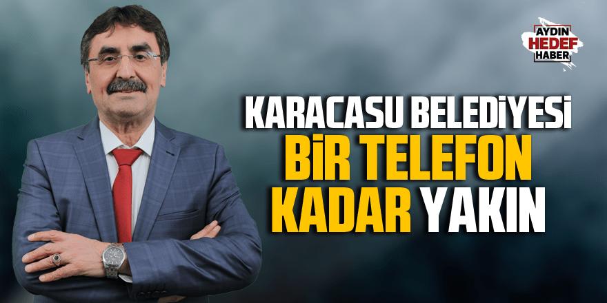 Karacasu Belediyesi vatandaşlar için Whatsapp hattı kurdu